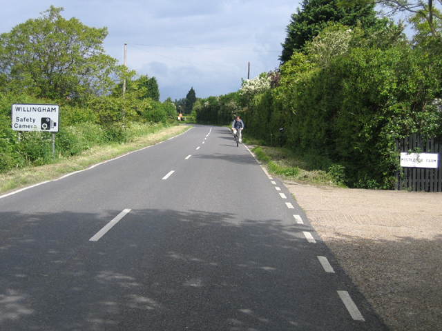 Rampton Road, Willingham, Cambs