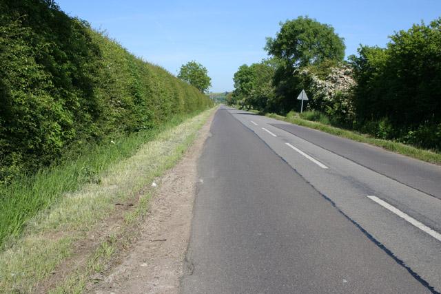 Gonerby Lane near Allington
