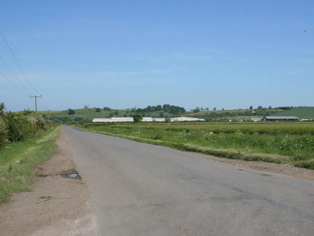Gonerby Lane at Gonerby Moor