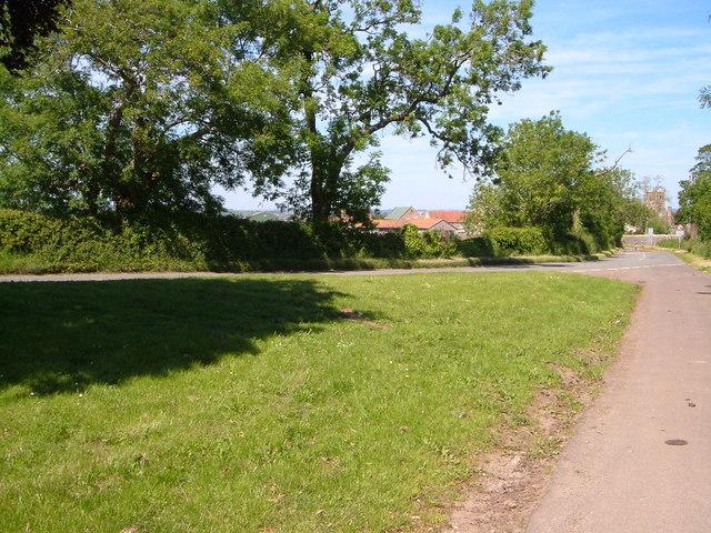 Green near Queen Charlton