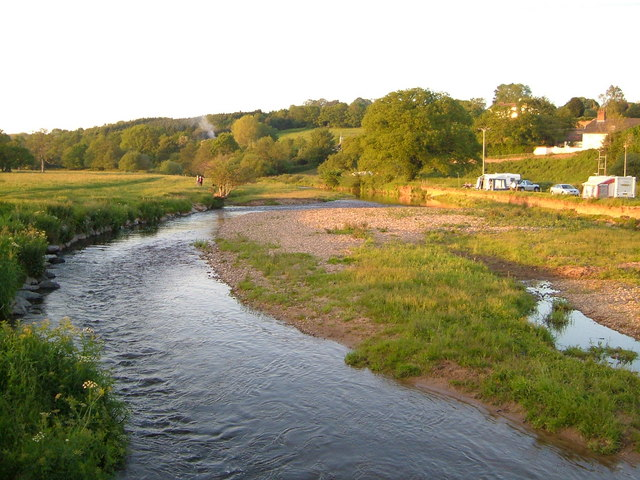 River Otter at Harpford