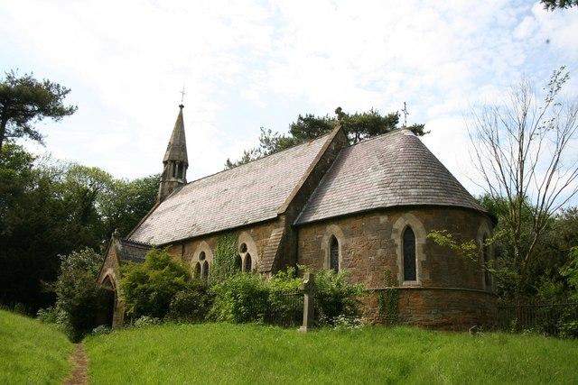 All Hallows' church, Wold Newton