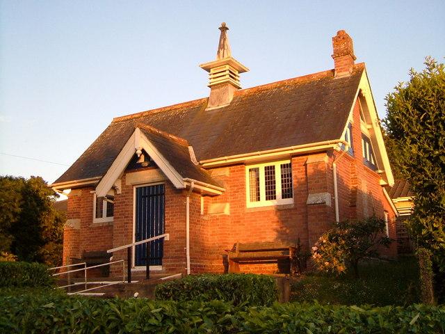 Harpford village hall