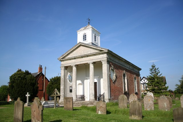 St.Helen's church, Saxby