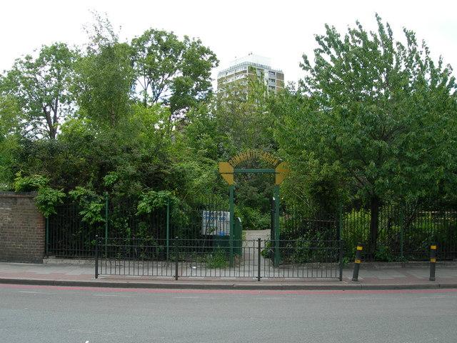 Harleyford Road Community Garden