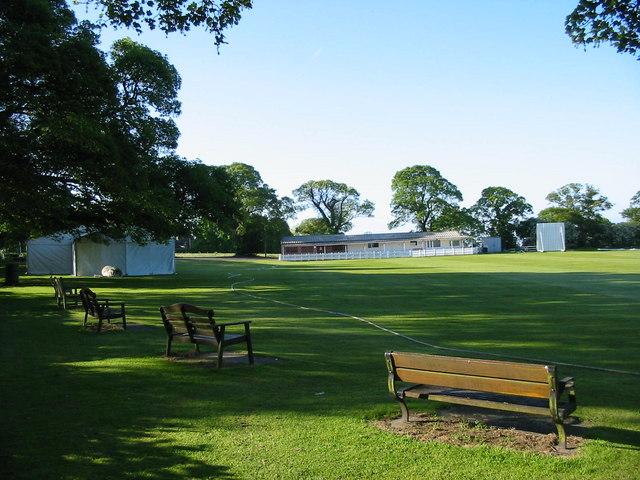 Quarndon Cricket Ground