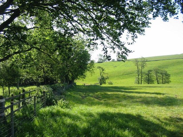 Open Farmland at Cumberhill