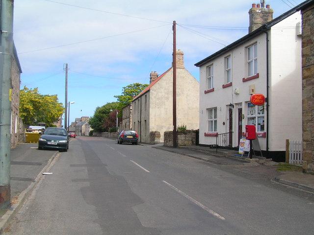 Main Street, North Sunderland