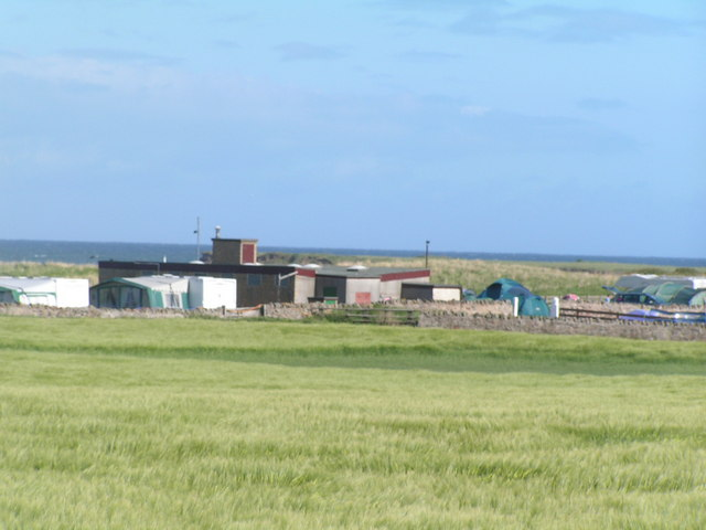 Camping & Caravanning Club Site, Beadnell