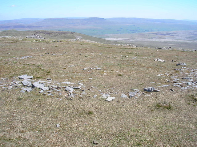 Ingleborough Hill Fort