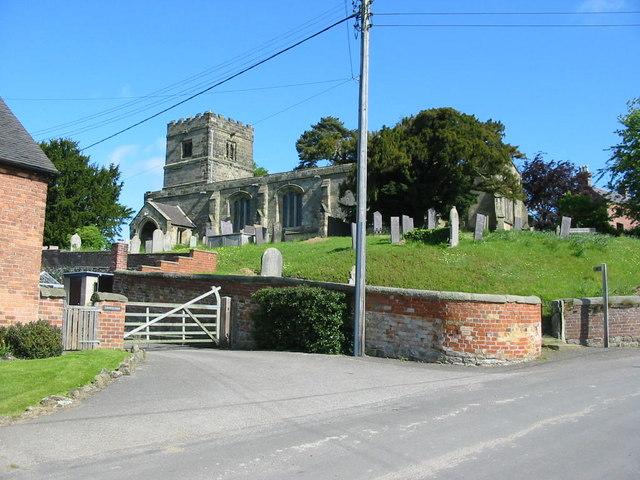 Mugginton Church