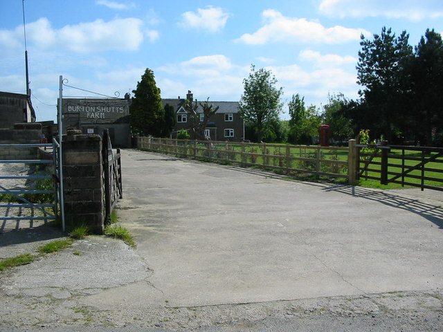 Burtonshutts Farm