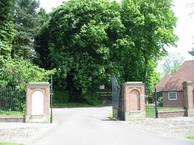Ednaston Manor