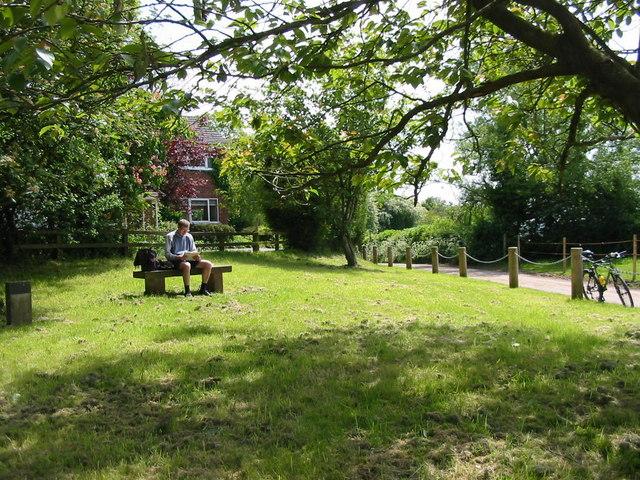 Hollington Village Green