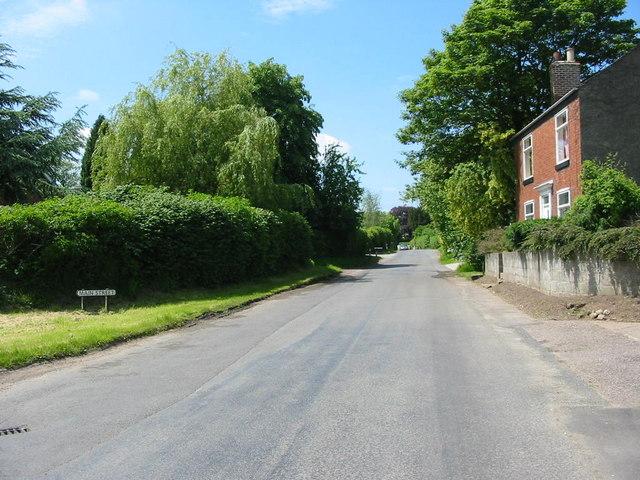 Hollington Main Street
