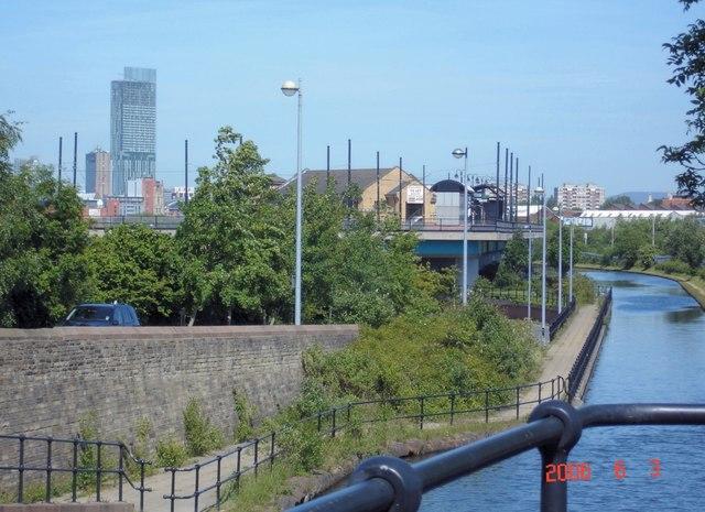Bridgewater Canal, Old Trafford