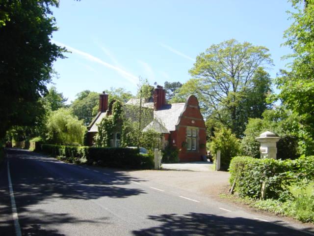 Fulwood Lodge, Badgersrake Lane