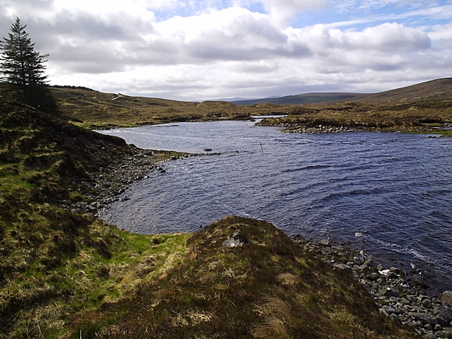 Tail End of Loch Fiag