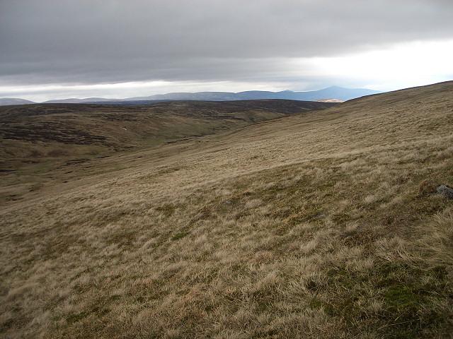 North of Ben Tirran