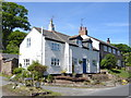 SJ3174 : Plessington Cottage, Burton by Sue Adair