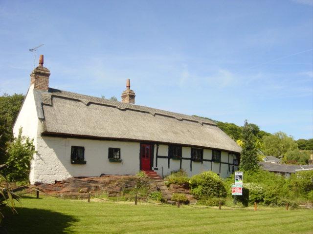 Thatched Cottage, Burton