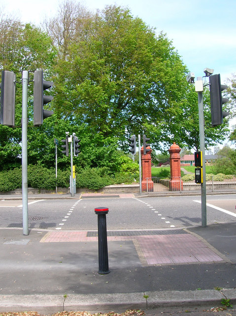 Pedestrian Crossing, Old Shoreham Road