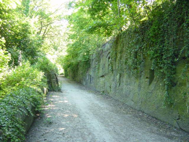 Wirral Way, Little Neston