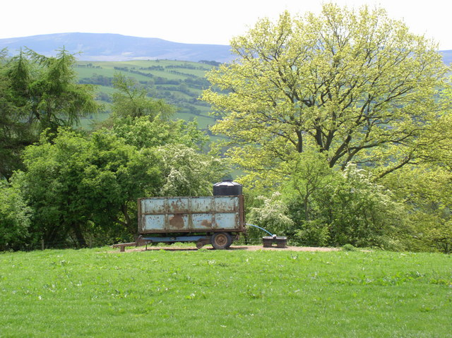 Slurry trailer