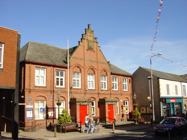 Town Hall, Neston