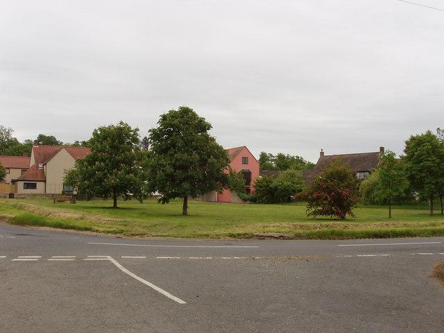 Horton-cum-Studley green