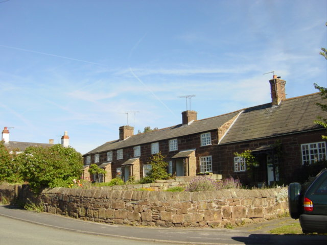 Hope Cottages, Little Neston
