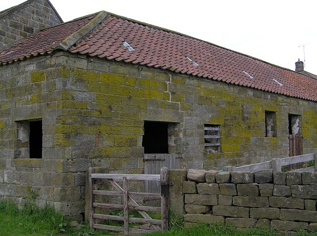 Traditional barns at Oak House - Farndale