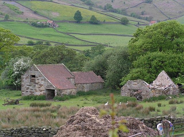 Field barns at Lady Green Farm