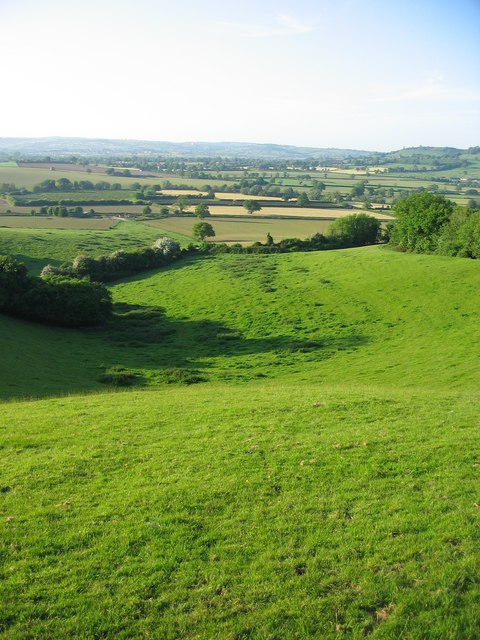 Coombe Bottom, Nr Castle Cary Somerset