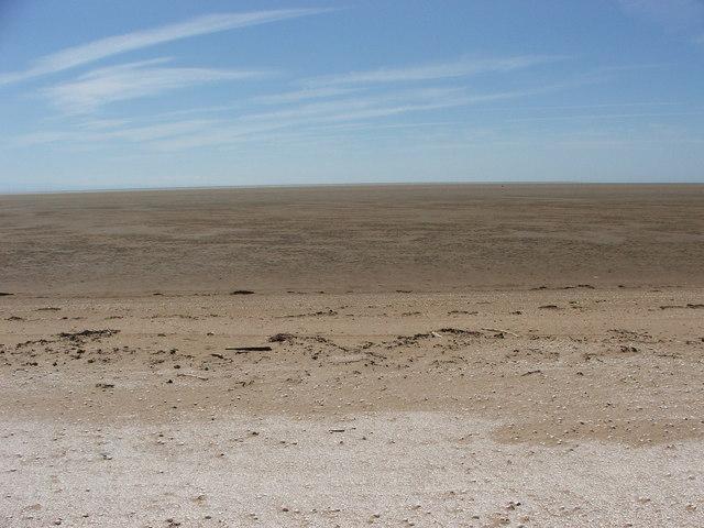 Mersehead Sands