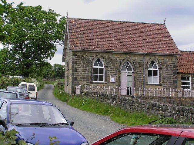 The Chapel in upper Farndale