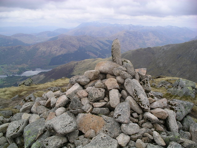 Sgorr Dhonuill : Munro No 137