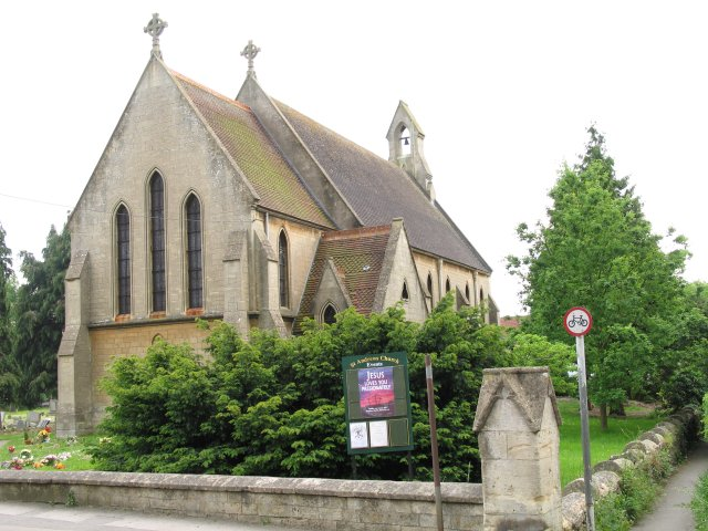 St Andrews Church on Church Lane