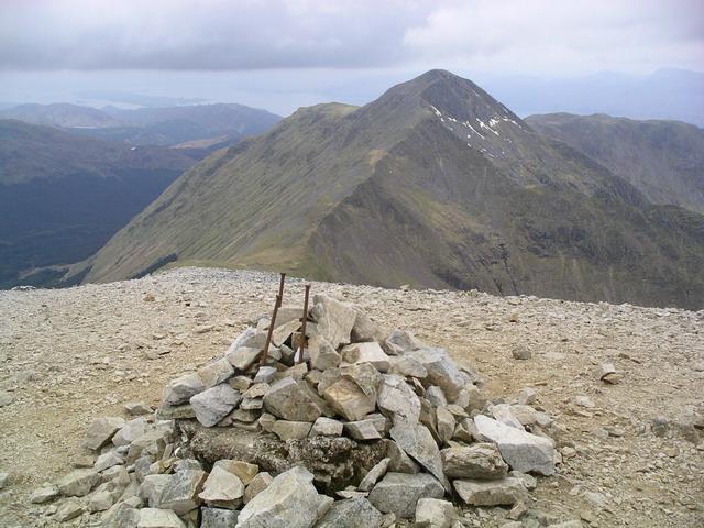 Sgorr Dhearg : Munro No 107