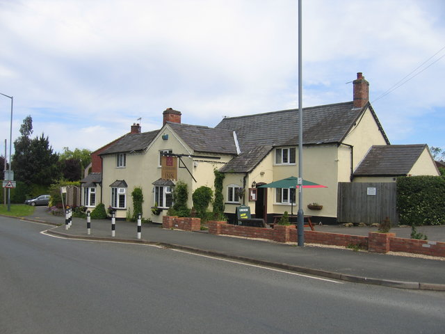 The Chequers, Ettington