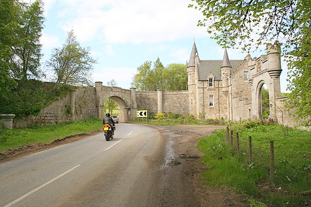 The Bridge by the Gatehouse