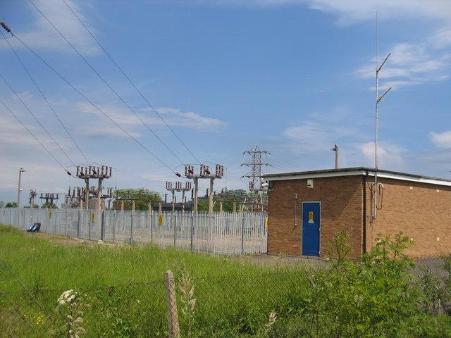 Mickleton Substation