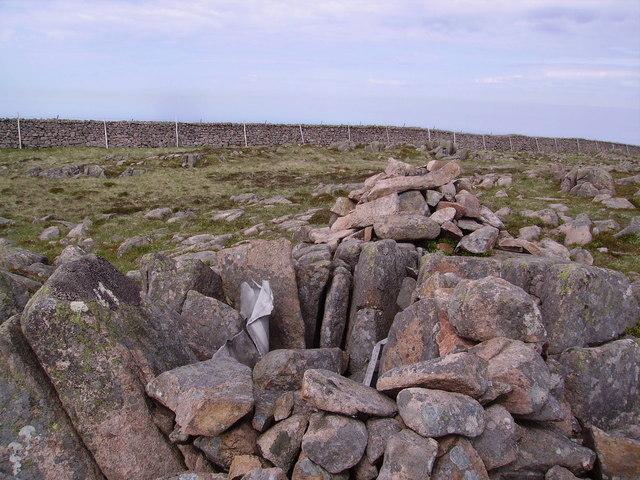 Cairn Iron Crag