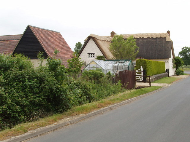 Corner Farm, Fencott