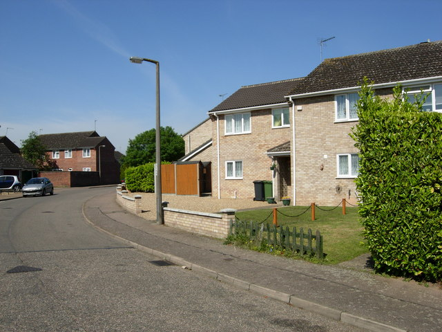 Harwood Avenue, Thetford