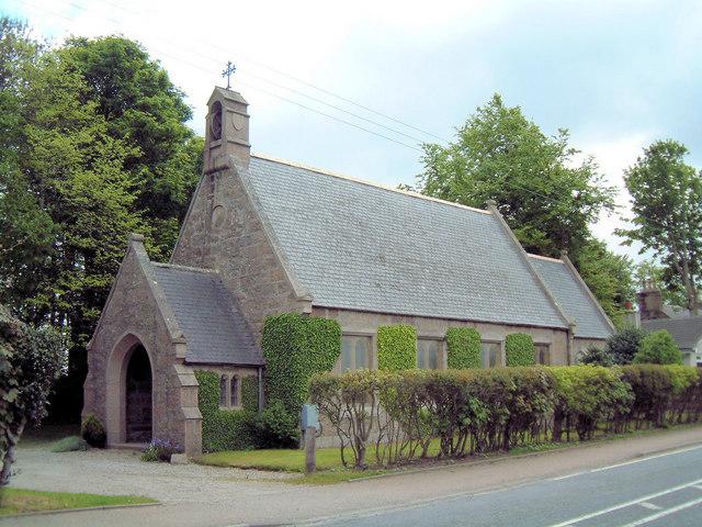 Whiterashes Church