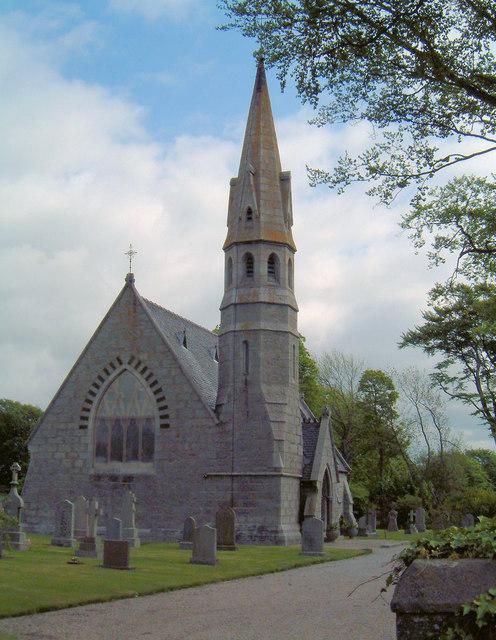 The Church of St Matthew & St George