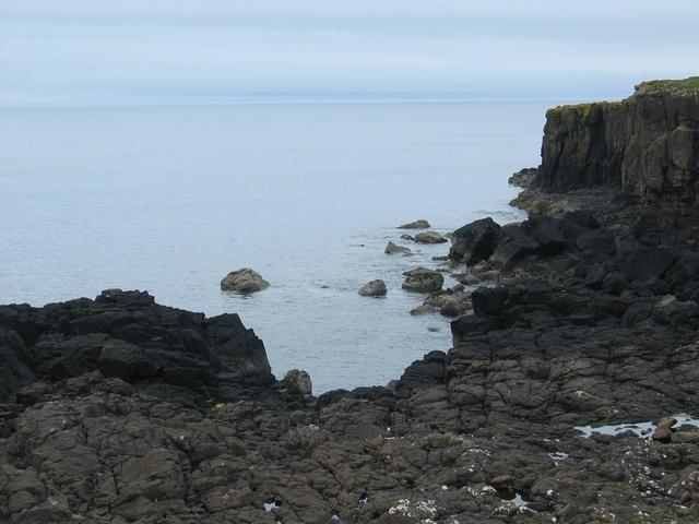 Coastline south of Rubh' an Dunain