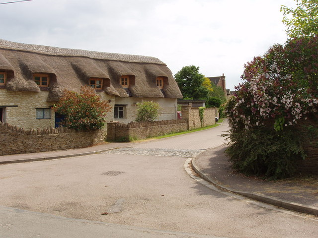 Thatched cottage in Murcott