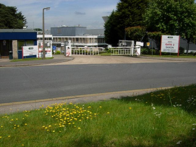 Caxton Way Industrial Estate, Thetford